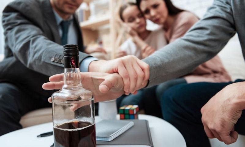 Алкогольная реабилитация